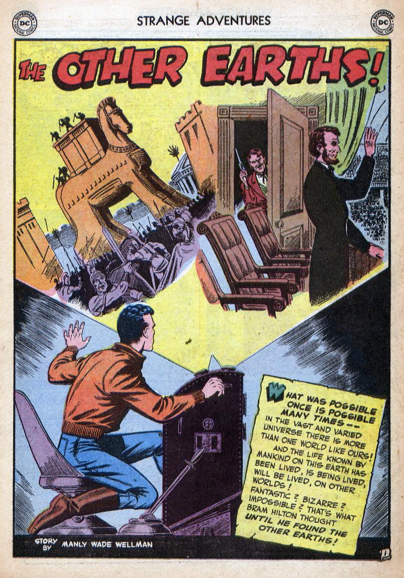 Strange Adventures (1950) issue 10 - Page 15
