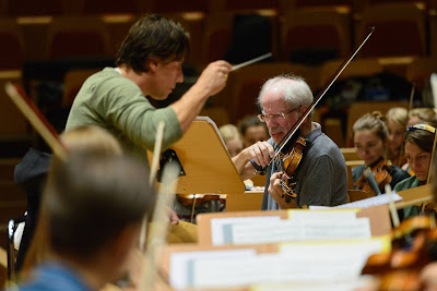 Kristjan Järvi with Gidon Kramer and the Baltic Sea Philharmonic