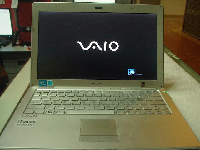 Sony VAIO VPCX125LG