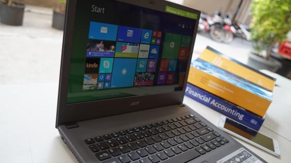 Download Driver Acer Aspire E14 E5-473G untuk Windows 8.1 64 Bit