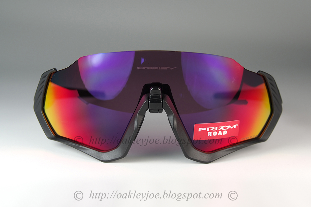 300b6b478b Custom Flight Jacket matte black + prizm trail  295 lens pre coated with  Oakley hydrophobic nano solution complete set with vault