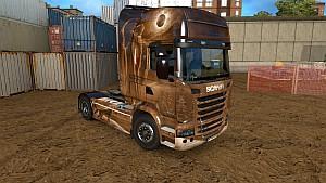 Morana skin for Scania Streamline