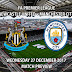 Agen Bola Terpercaya - Susunan Pemain Newcastle United Vs Manchester City