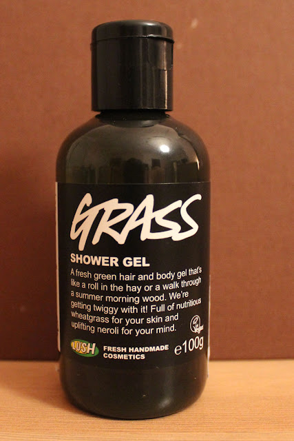 Gorilla Perfume и Grass Shower Gel