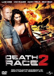 Death Race 2 Poster