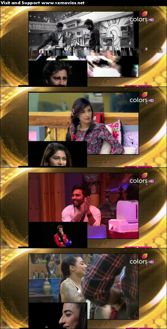 Bigg Boss S10E103 27 Jan 2017 HDTV 480p