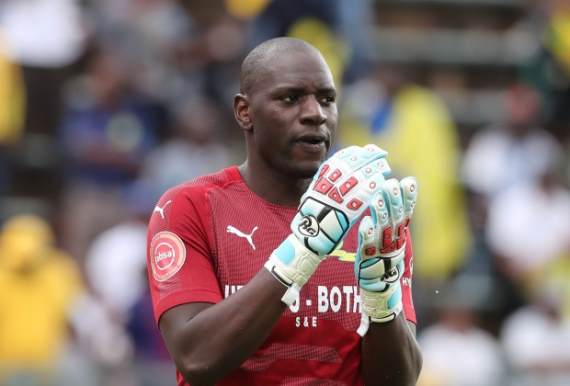 Onyango: Being named best goalkeeper in Africa a huge honour
