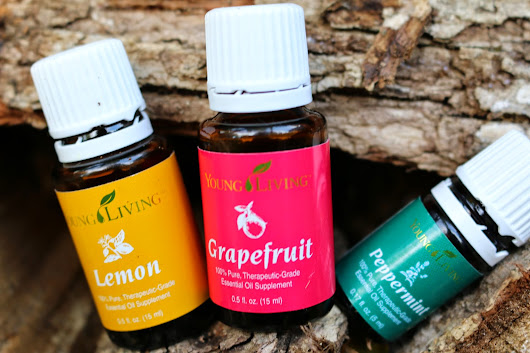 Essential Oil Weight Loss Trio