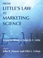 From Littles Law To Marketing Science