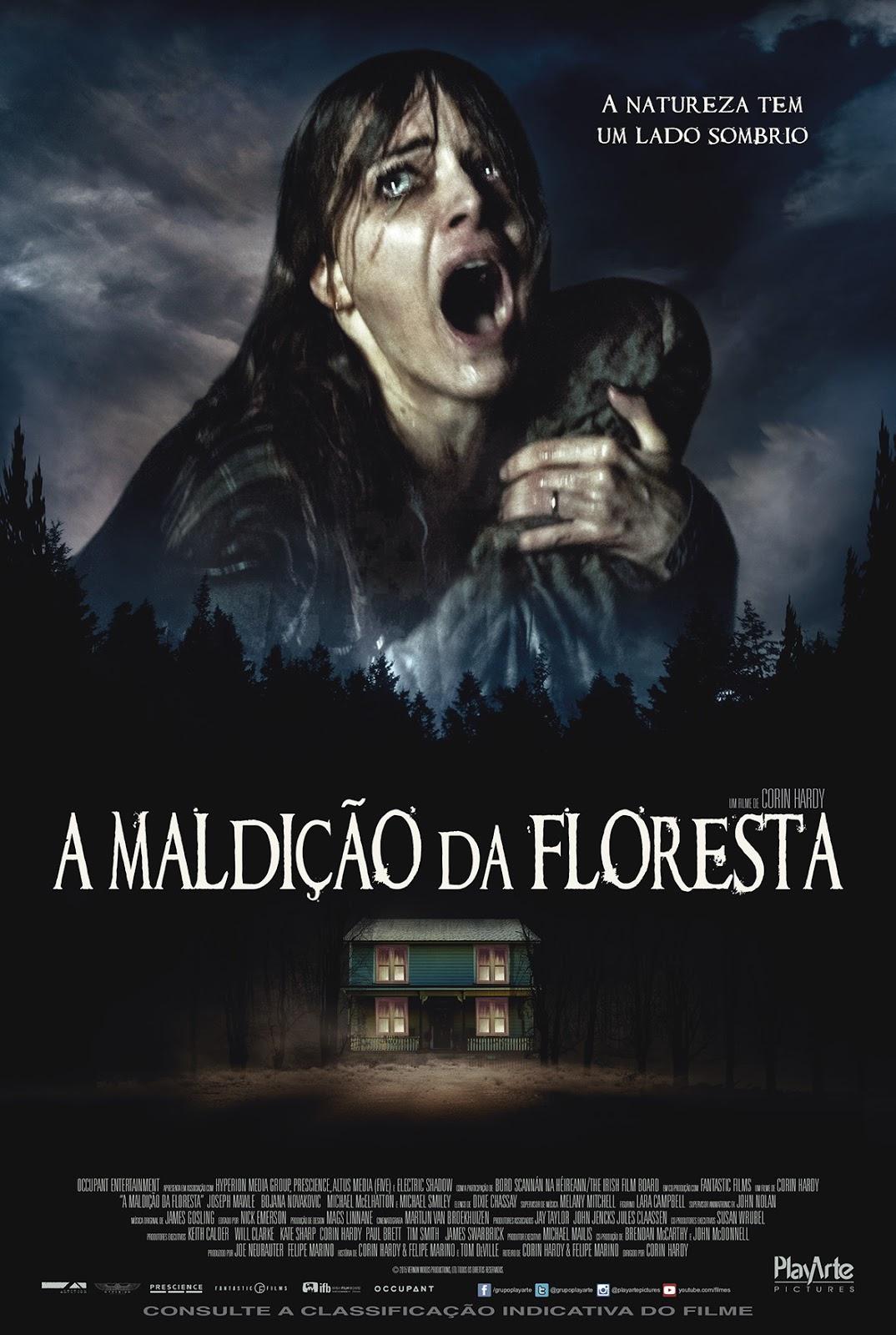 Imagens A Maldição da Floresta Torrent Dublado 1080p 720p BluRay Download