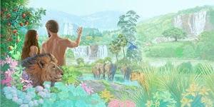 Taman Eden Dulu dan Sekarang