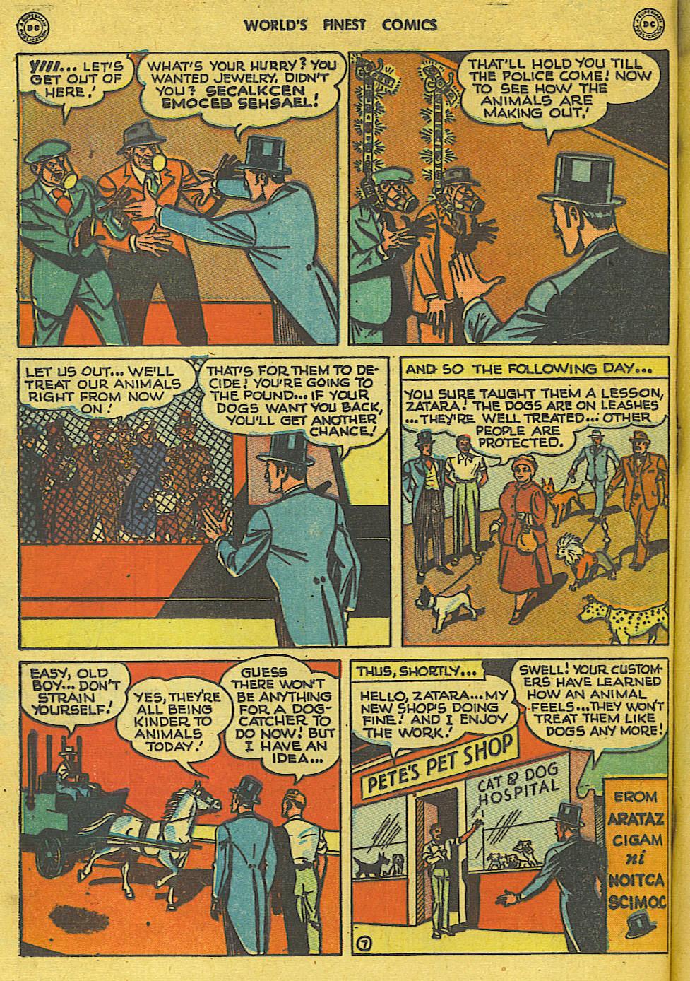 Read online World's Finest Comics comic -  Issue #34 - 60