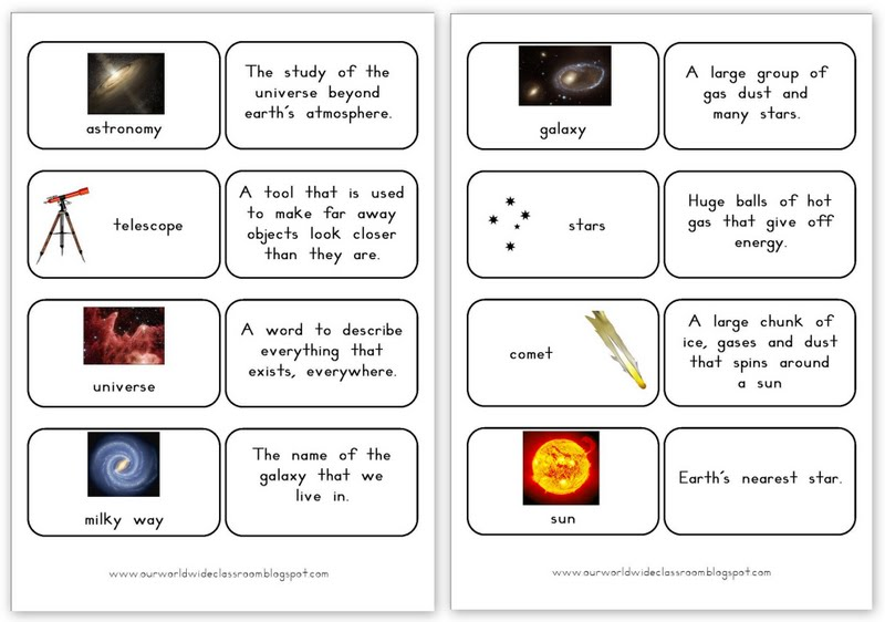 spacecraft vocabulary - photo #22