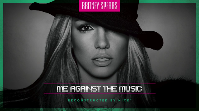 Britney Spears - Me Against The Music (Nick* Reconstructed 2k17 Mix)