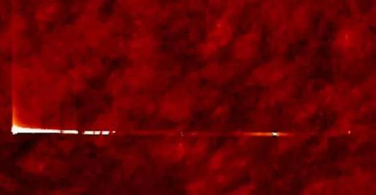 Imagem da Soho - Suposta Porta no Sol e a teoria do Sol oco
