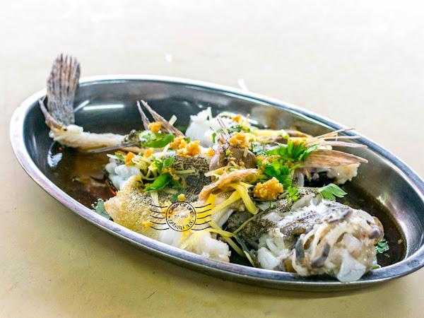 Ng Hang Kee Fresh Water Seafood Restaurant 黄汉期河鲜 @ Bagan Samak, Kedah