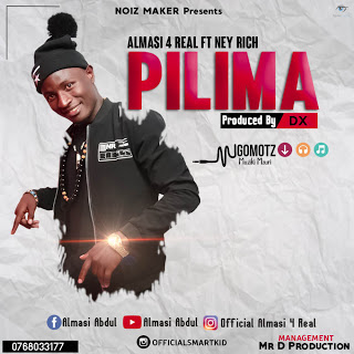 Almas 4 Real Ft. Ney Rich - Pilima