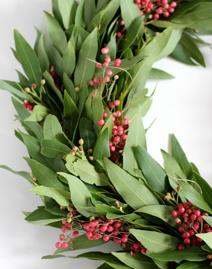 8 coronas handmade para navidad - Coronas Navidad