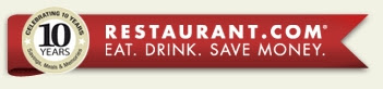 Frugal Foodie Finds: 80% off Restaurant Gift Certificates!