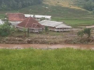 pon pes al qodar pasca banjir Garut