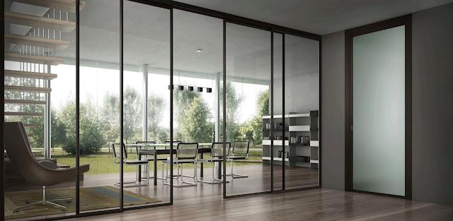 Material Kaca Yang Dapat Mempengaruhi Desain Interior