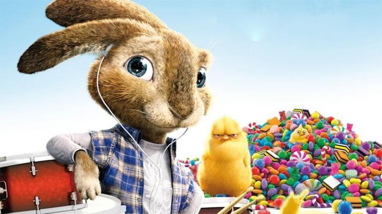 El verdadero origen del conejo y los huevos de pascua el for El conejo de pascua