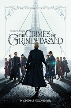 Sinopsis Fantastic Beasts 2: The Crimes Of Grindelwald