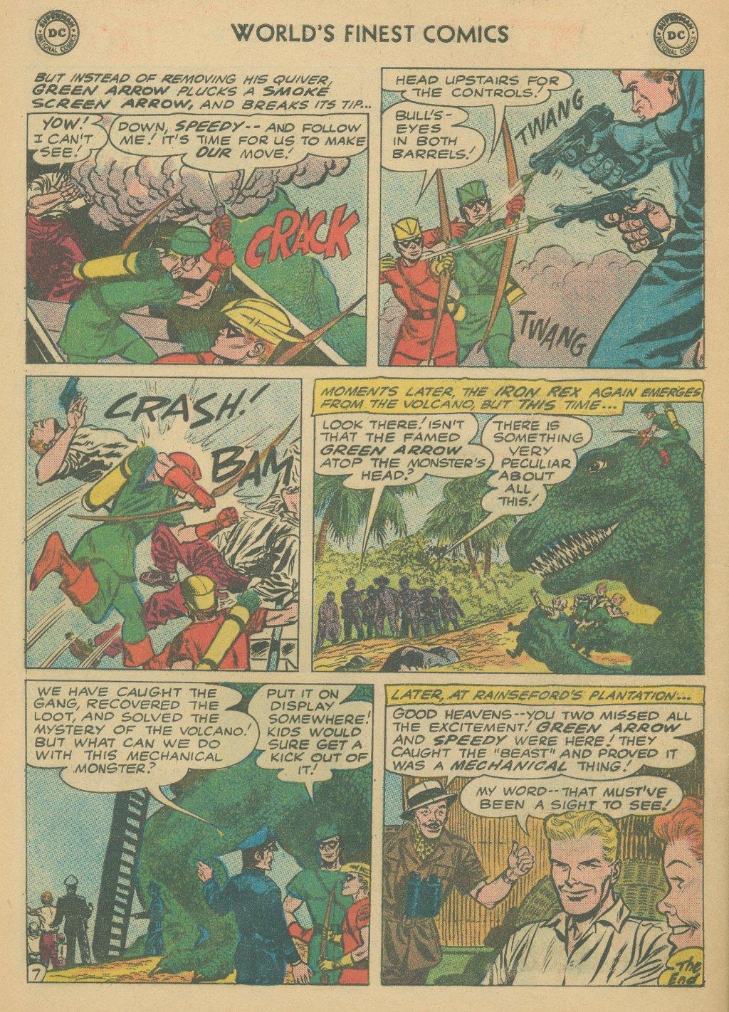 Read online World's Finest Comics comic -  Issue #108 - 32