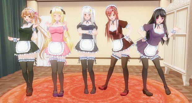 Custom maid 3d 2 yotogi class skills