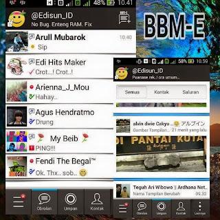 BBM-E v2.8.0.21 Apk