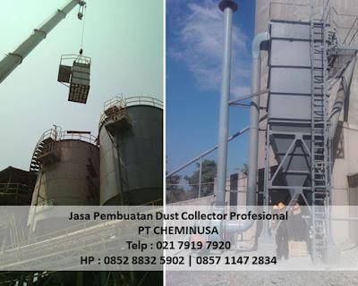 Tempat Pembuat Dust Collector di Indonesia