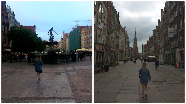 Exploring the free city of Danzig