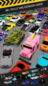 Thumb Drift Furious Racing 1.1.0.200 MOD Apk Android (Unlimited Money)