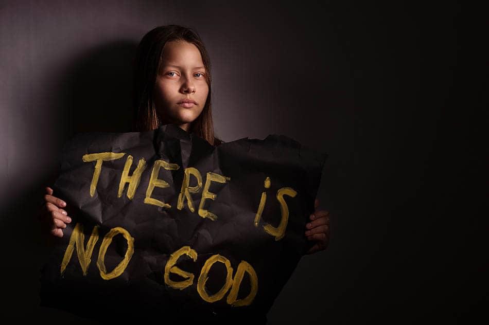 Aftiel, din, Teistik Tanrı, Tanrı ve kötülük, Evreni yaratanı kim yarattı?, Tanrı neden yarattı?, Vahiy neden peygamberle gönderilir?, Tanrı duaları duyar mı?, Tanrı çelişkisi, Allah çelişkisi,