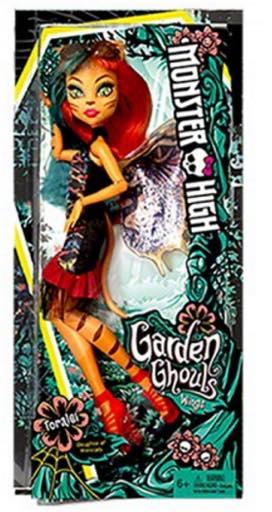 Garden Ghouls Toralei Monster High 2017