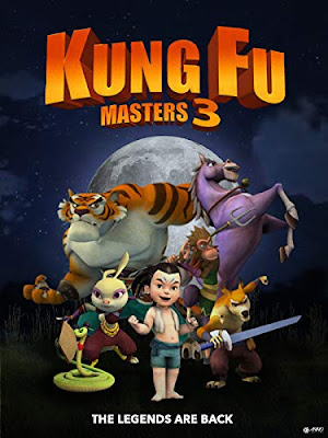 Kung Fu Masters 3 2018 Custom HD Sub
