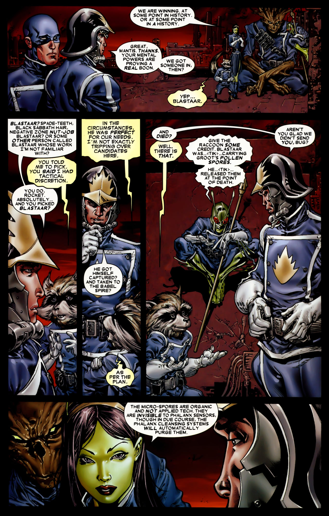 Read online Annihilation: Conquest comic -  Issue #2 - 15