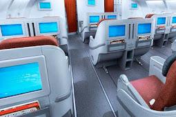 Fitur Canggih Pesawat Garuda Indonesia Kelas Bisnis yang Anda Harus Ketahui