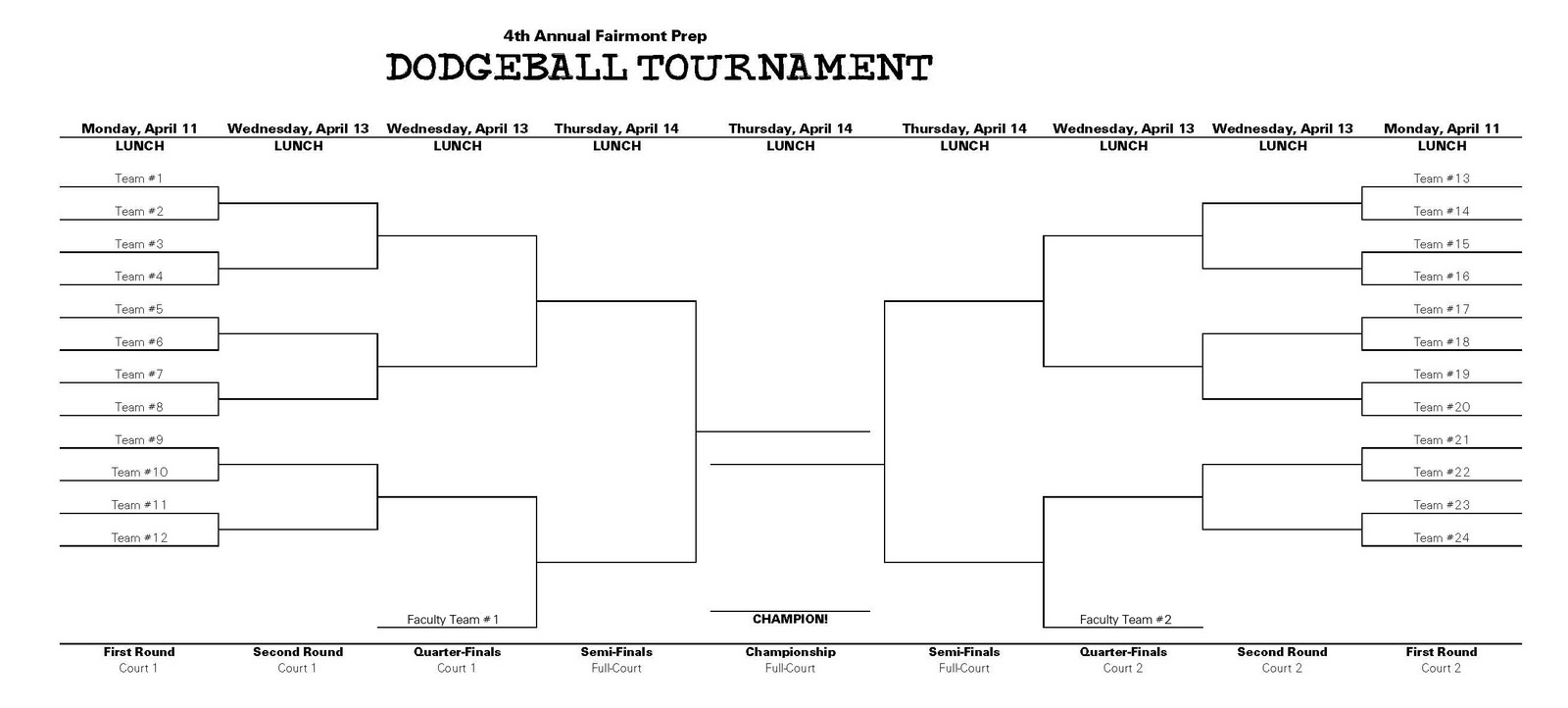 ... 2016 march madness. 16 double elimination double elimination. Example