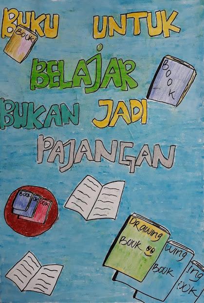Terbaik Dari Gambar Poster Pendidikan Smp Yang Mudah Digambar Koleksi Poster