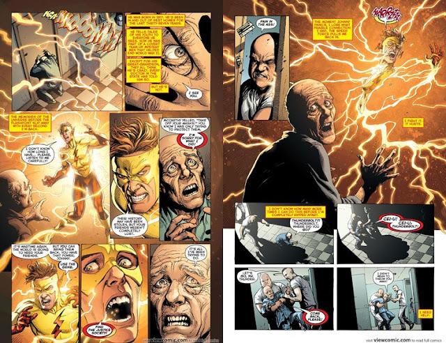 baca komik Komik DC Universe: Rebirth #01 indonesia