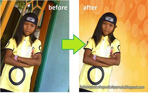 Mengganti Background Foto di Photoshop CS6 ~ Photoshop ...