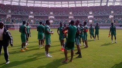Nigeria vs Cameroun: Akwa Ibom Gov Promises Super Eagles $10,000 per goal