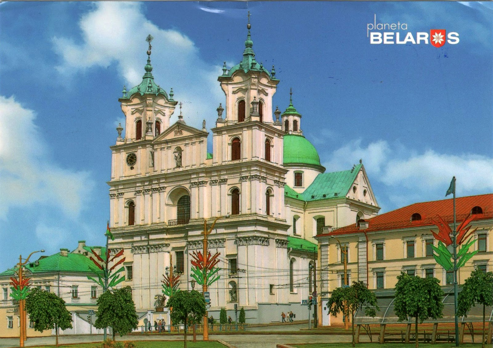 WORLD, COME TO MY HOME!: 3067 BELARUS (Grodno) - Saint ...