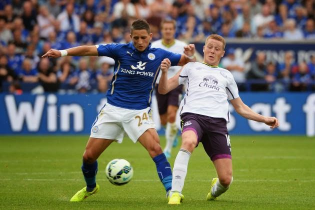Everton Leicester City
