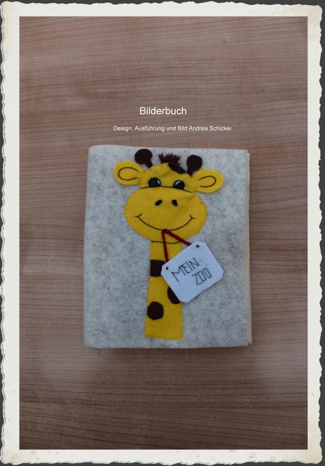 bilderbuch ii. für kleinkinder selber machen