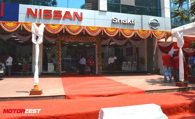 Shakti Nissan in Chembur, Mumbai