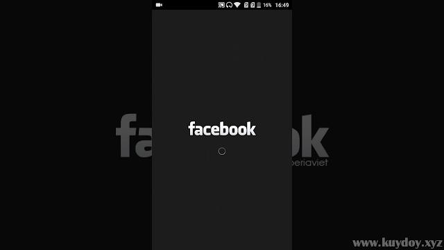 Cara Mengganti Warna Facebook lite di HP Android
