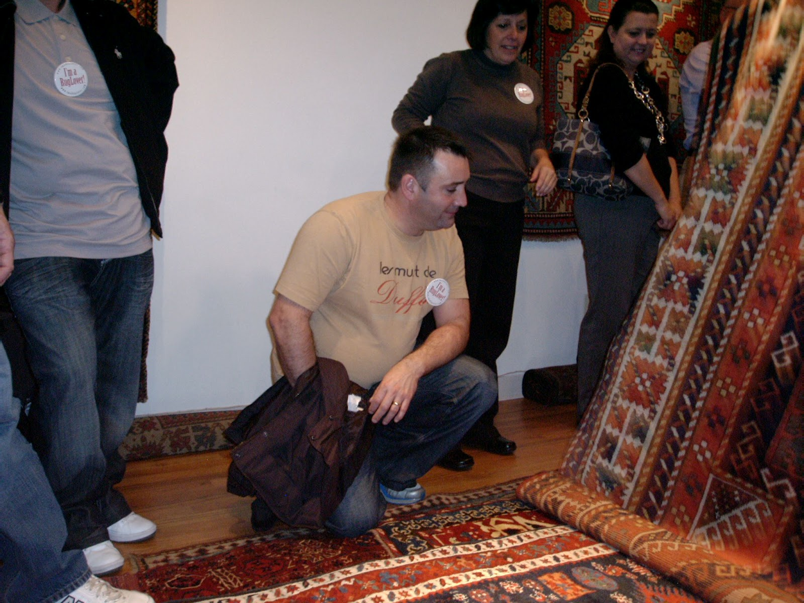 Many Of The Folks Were Not Washing Rugs Three Years Ago And A Fair Number Are Over 20 In Business