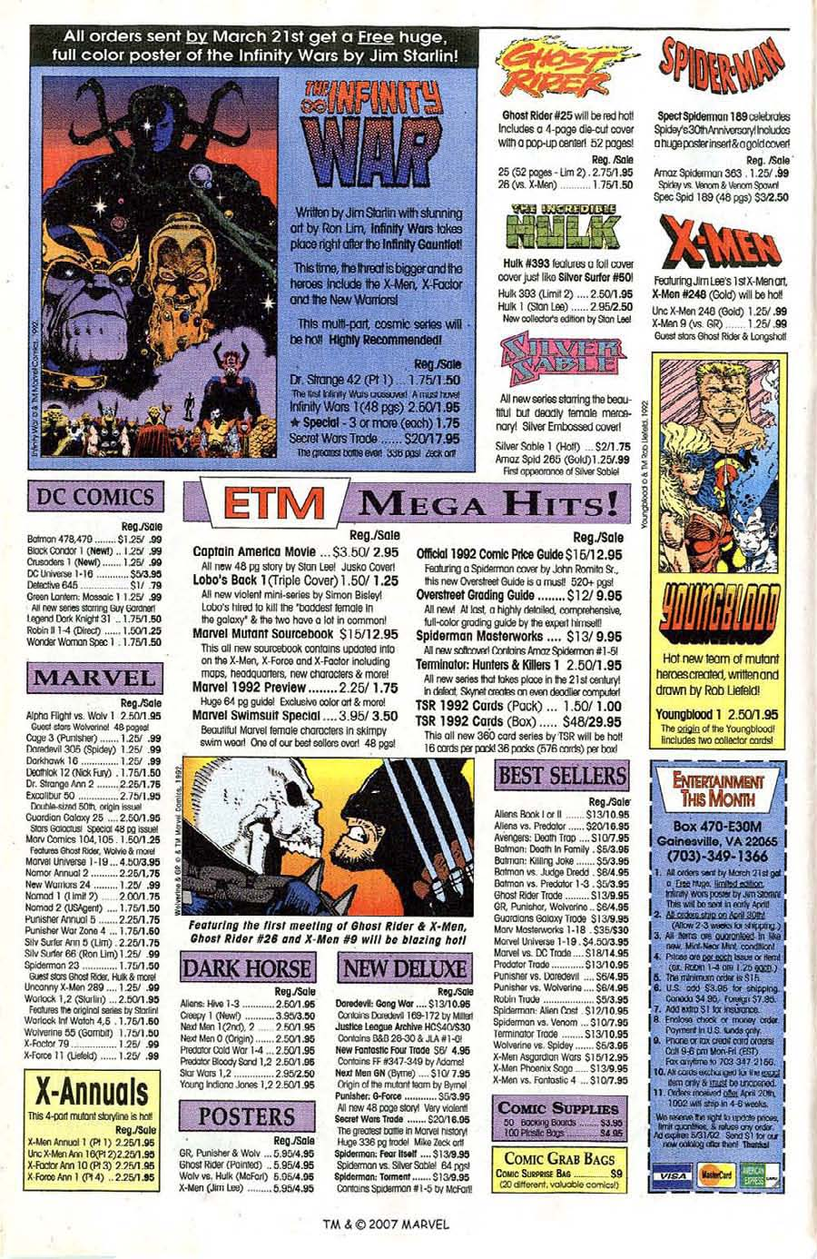 Read online Silver Surfer (1987) comic -  Issue #64 - 12
